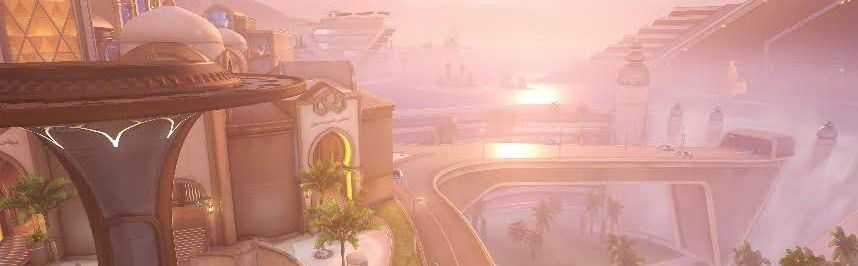 Nuevo Mapa de Overwatch: Oasis ya disponible