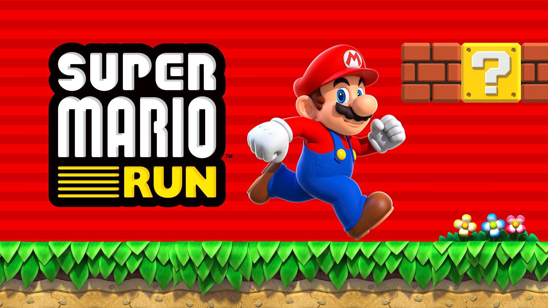 Super Mario Run llega a Android en Marzo del 2017