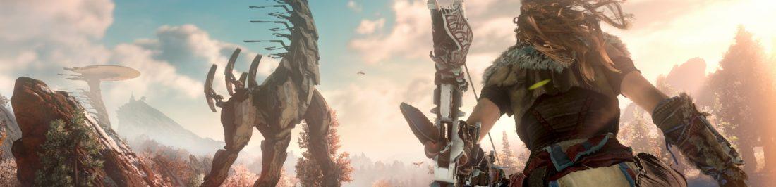 ¡Horizon: Zero Dawn nos muestra su mundo abierto!