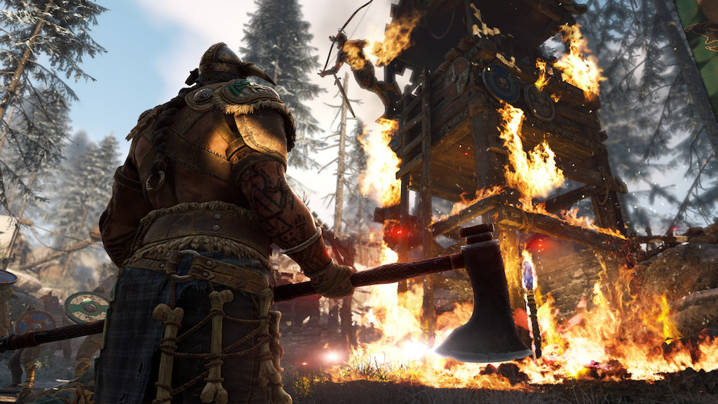 Ya está disponible For Honor y con doblaje latino [VIDEOS]