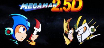 Luego de 8 años es lanzado juego fan-made Megaman 2.5D [TRAILER]