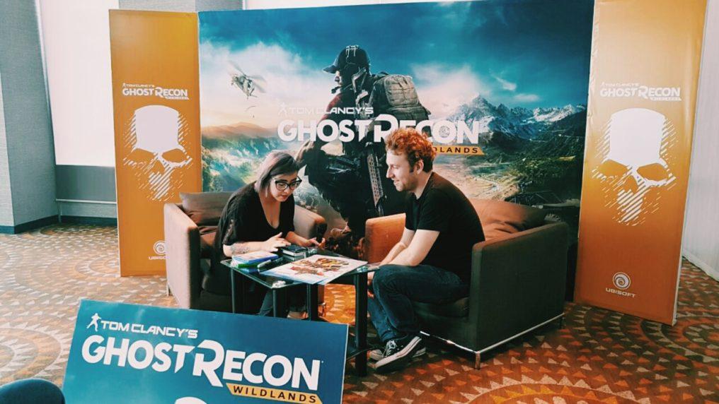 Lagzero entrevista: Matthew Tomkinson, Senior Designer de Ghost Recon Wildlands