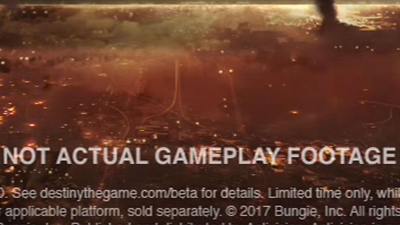Destiny 2 confirmado para PC en el ultimo trailer, pero ¿no sera demasiado tarde?