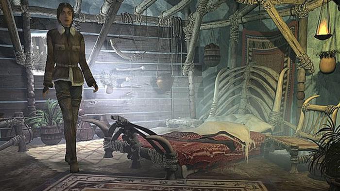 Recuerden que pueden bajar Syberia 2 completamente gratis desde Origin