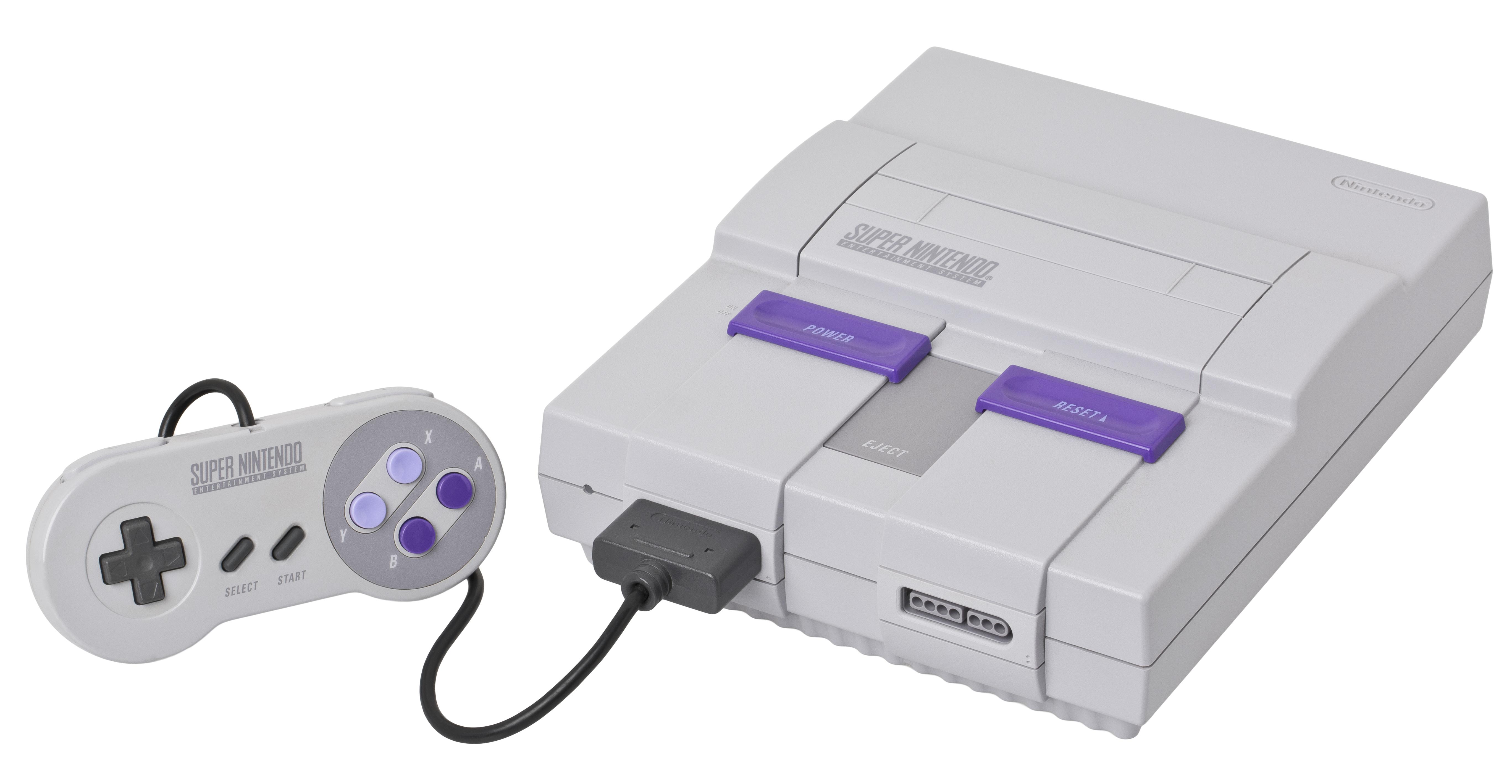 Fuentes aseguran que Nintendo esta preparando la SNES Mini para este año
