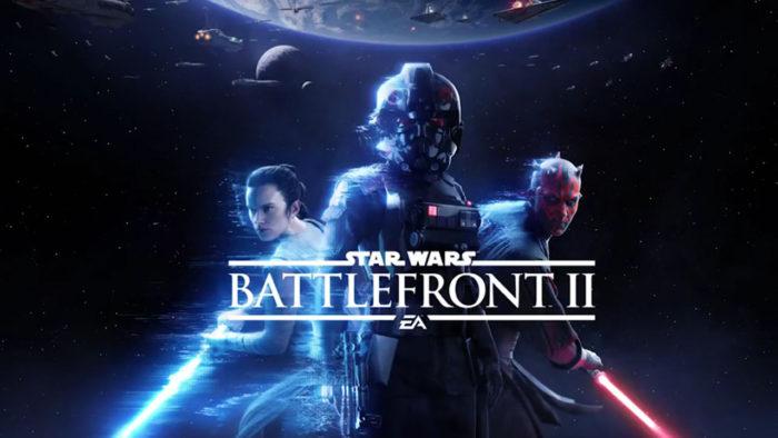 Mira el primer tráiler de Star Wars Battlefront II