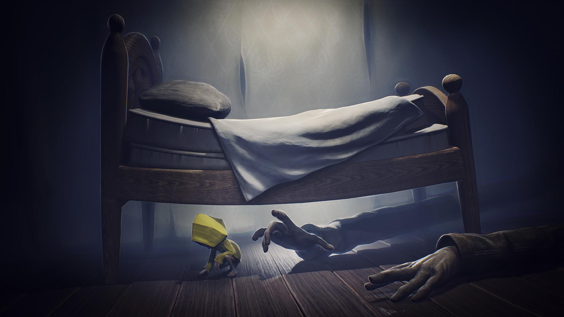 Este trailer de lanzamiento de Little Nightmares te pondrá los pelos de punta