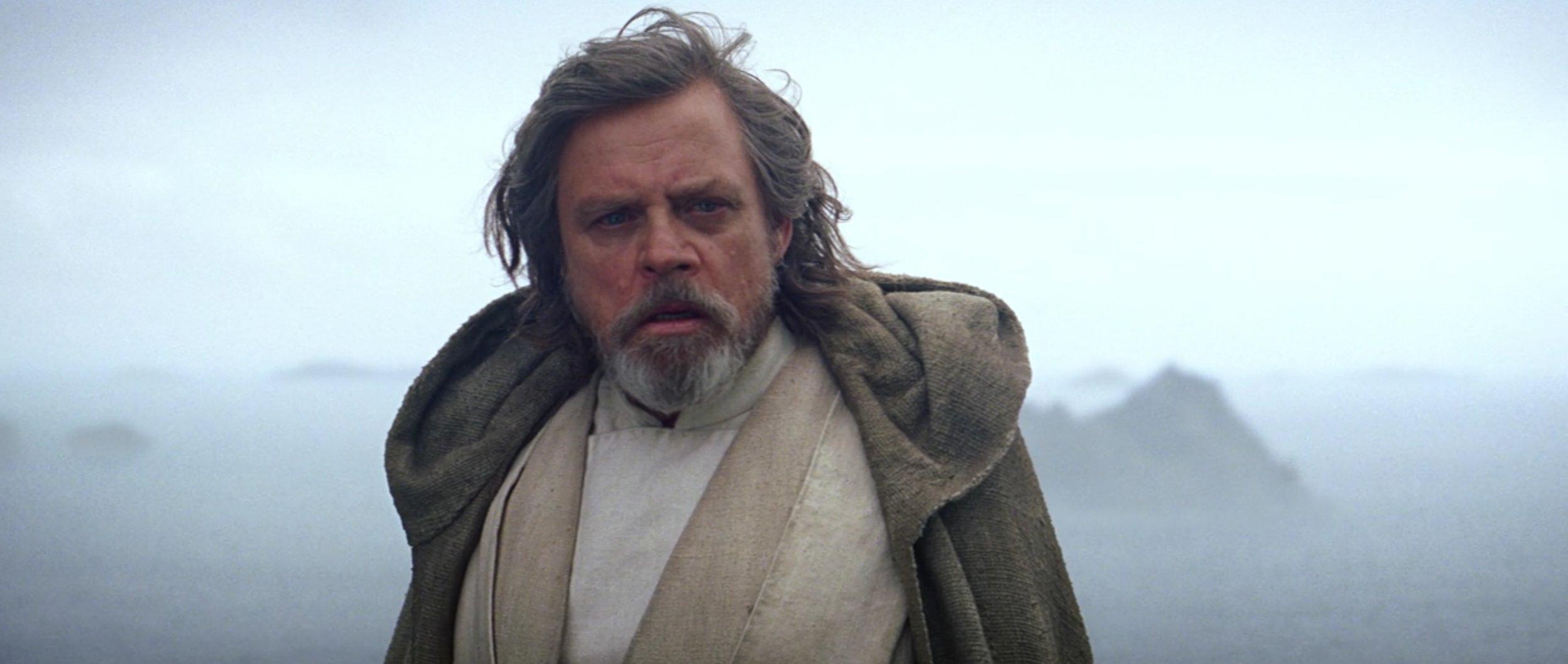 AY MAMÁ!! Vean el primer adelanto de Star Wars: The Last Jedi