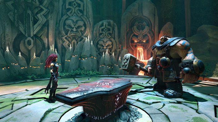 Ahora puedes ver 12 minutos de vídeo gameplay de Darksiders 3