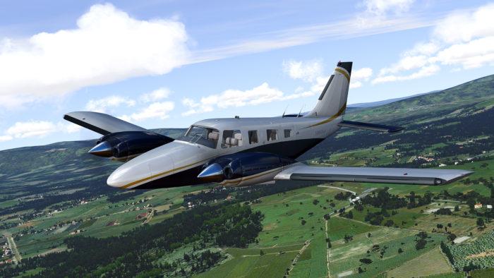 La simulación aérea tiene un nuevo integrante con Flight Sim World
