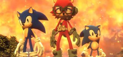 El próximo personaje en Sonic Forces será el que tú quieras crear