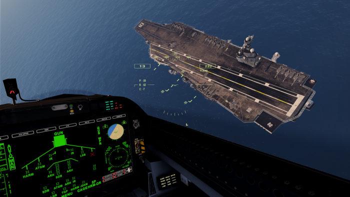 Ya esta disponible el nuevo DLC de ArmA 3 para volar a velocidad supersonica