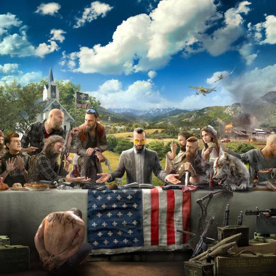 Una milicia de fanáticos religiosos montañeses son tus enemigos en Far Cry 5