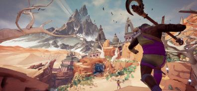 Por si aun no lo saben Mirage: Arcane Warfare esta gratis solo por hoy en Steam [Update: ya termino]