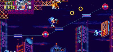 Vuelve a los noventas con el ultimo trailer de Sonic Mania y conoce su fecha de salida