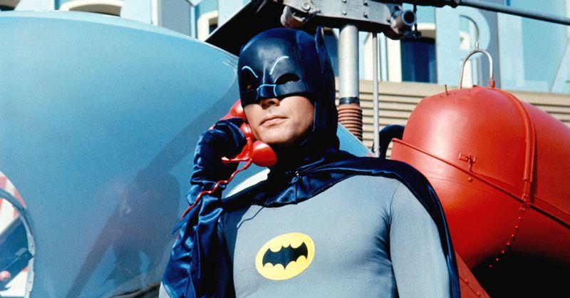 Se nos fue el Batman de nuestros corazones #RIPAdamWest