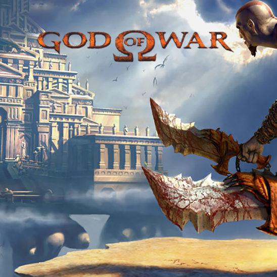 Esto es God of War Collection pero corriendo en PC