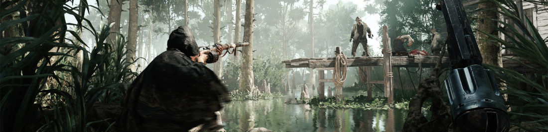Hunt: Showdown estaría llegando a Early Access