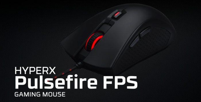 HyperX trae a Chile su nuevo periférico: el Pulsefire FPS