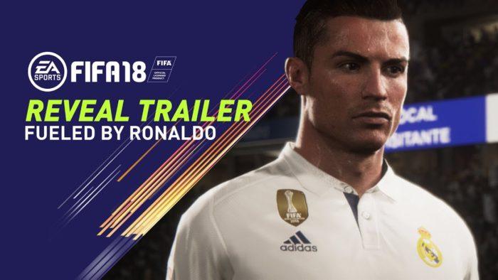 EA revela el jugador de la portada global de FIFA 18 [VIDEO]