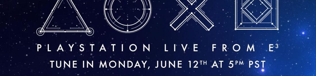 Terminemos el día con la conferencia de Sony en vivo [#E32017]