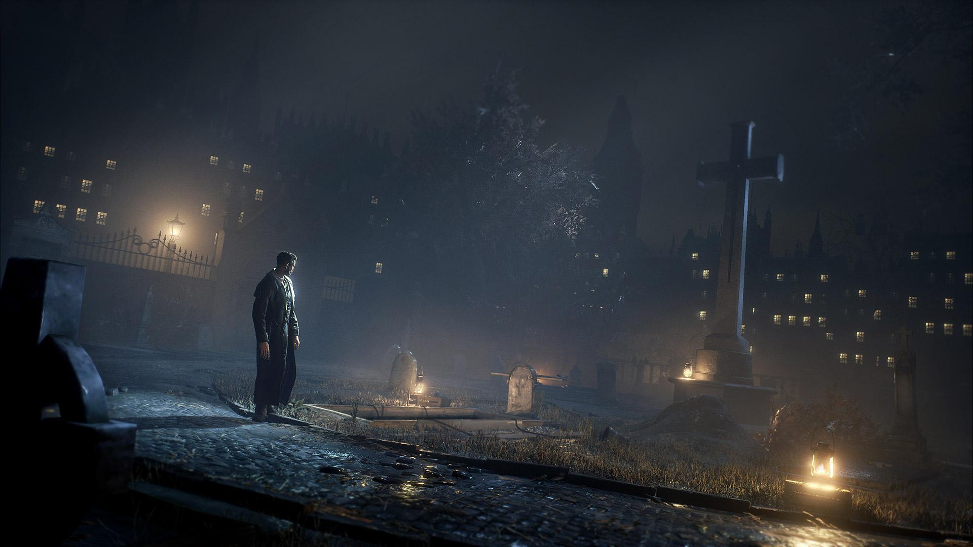 Este trailer de Vampyr resume la historia del juego pero a la vez no nos dice mucho [E3 2017]