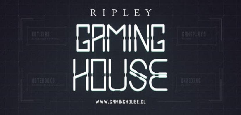 Les presentamos Gaming House, nuevo sitio gamer de Ripley