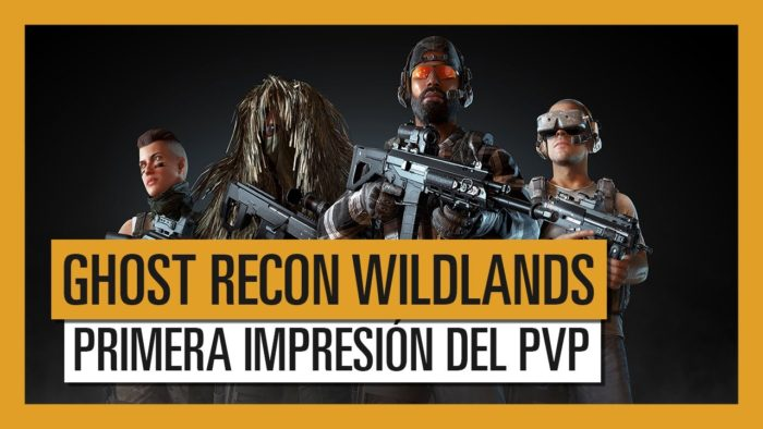 Detalles de la Beta Abierta del modo Ghost War de Ghost Recon Wildlands