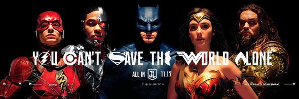 El nuevo avance de Justice League no se guarda nada