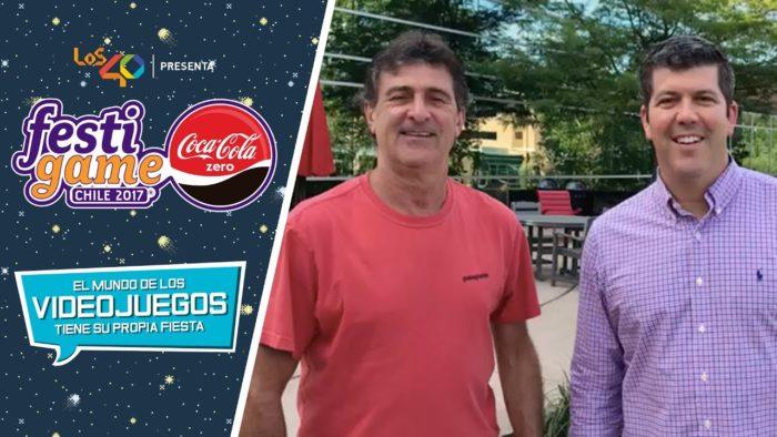 La visita Mario Kempes y Fernando Palomo entre los nuevos anuncios de FestiGame 2017