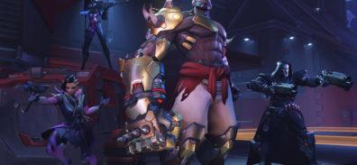 Por fin hace su aparición Doomfist el nuevo héroe (o villano) de Overwatch
