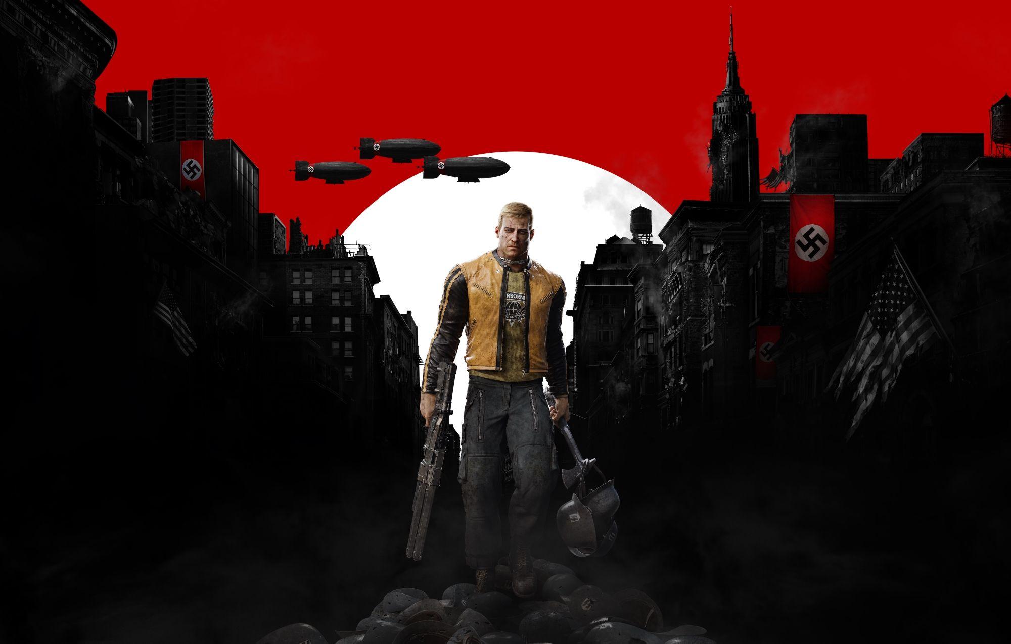 Mira 50 minutos de gameplay de Wolfenstein II: The New Colossus [MEGA-SPOILERS]