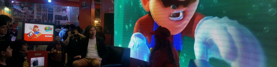 Entrevista con Romina Whitlock, Senior Marketing Manager de Nintendo para América Latina