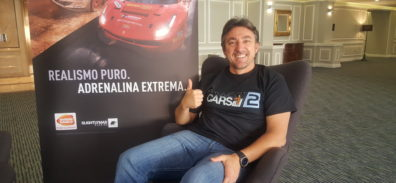 Entrevista a Stephen Viljoen, director de Project Cars 2
