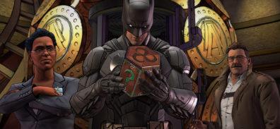 Nuevo trailer y video con gameplay de Batman: The Enemy Within