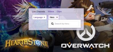 Twitch lanza nuevas herramientas de búsqueda de streams