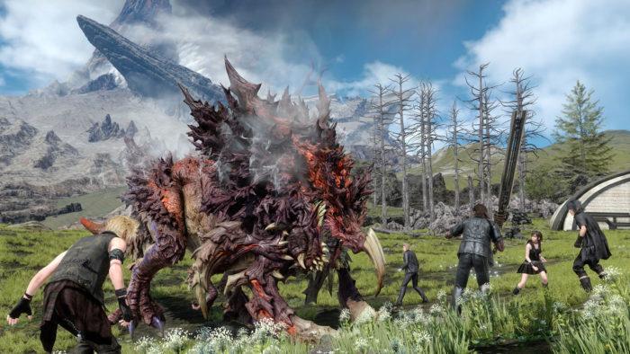 La mejor versión de Final Fantasy XV llegaría a principios del próximo año a PC