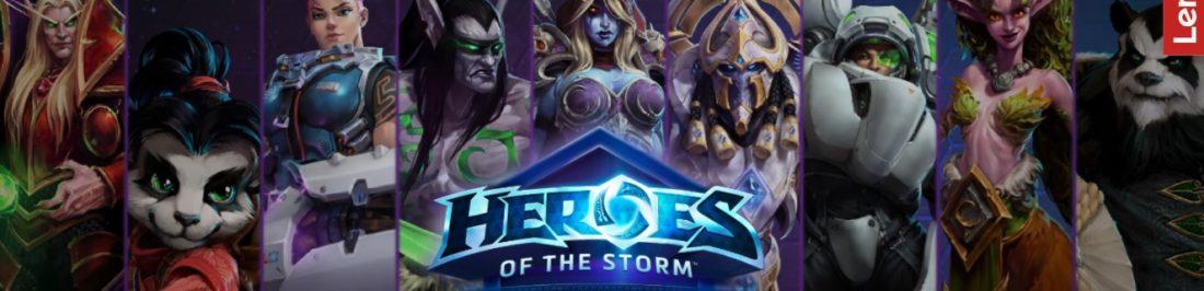 Heroes of the Storm Legion Championship comenzó sus inscripciones
