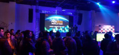Probamos PES 2018 y Metal Gear Survive en el Roadshow de Konami