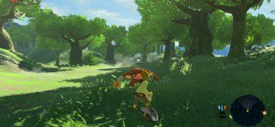 Jugando The Legend of Zelda: Breath of the Wild a 60 FPS en PC