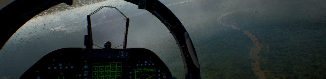 Ajusten sus cinturones con este trailer de Ace Combat 7: Skies Unknown #Gamescom 2017