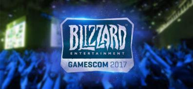 Lo que presentará Blizzard en la Gamescom 2017