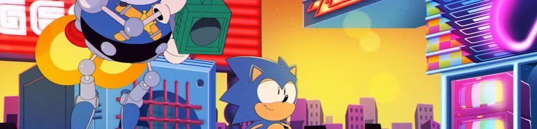 Tráiler de lanzamiento de Sonic Mania [VIDEO]