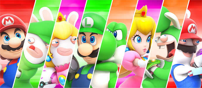 Reseña: Mario + Rabbids Kingdom Battle