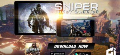 Descarga la versión para móviles de Sniper: Ghost Warrior