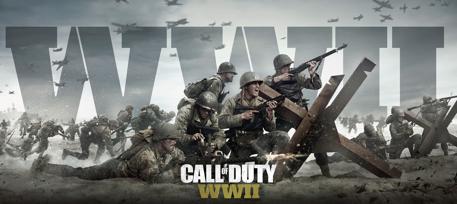 Mañana llega Call of Duty WWII para PS4, Xbox One y PC