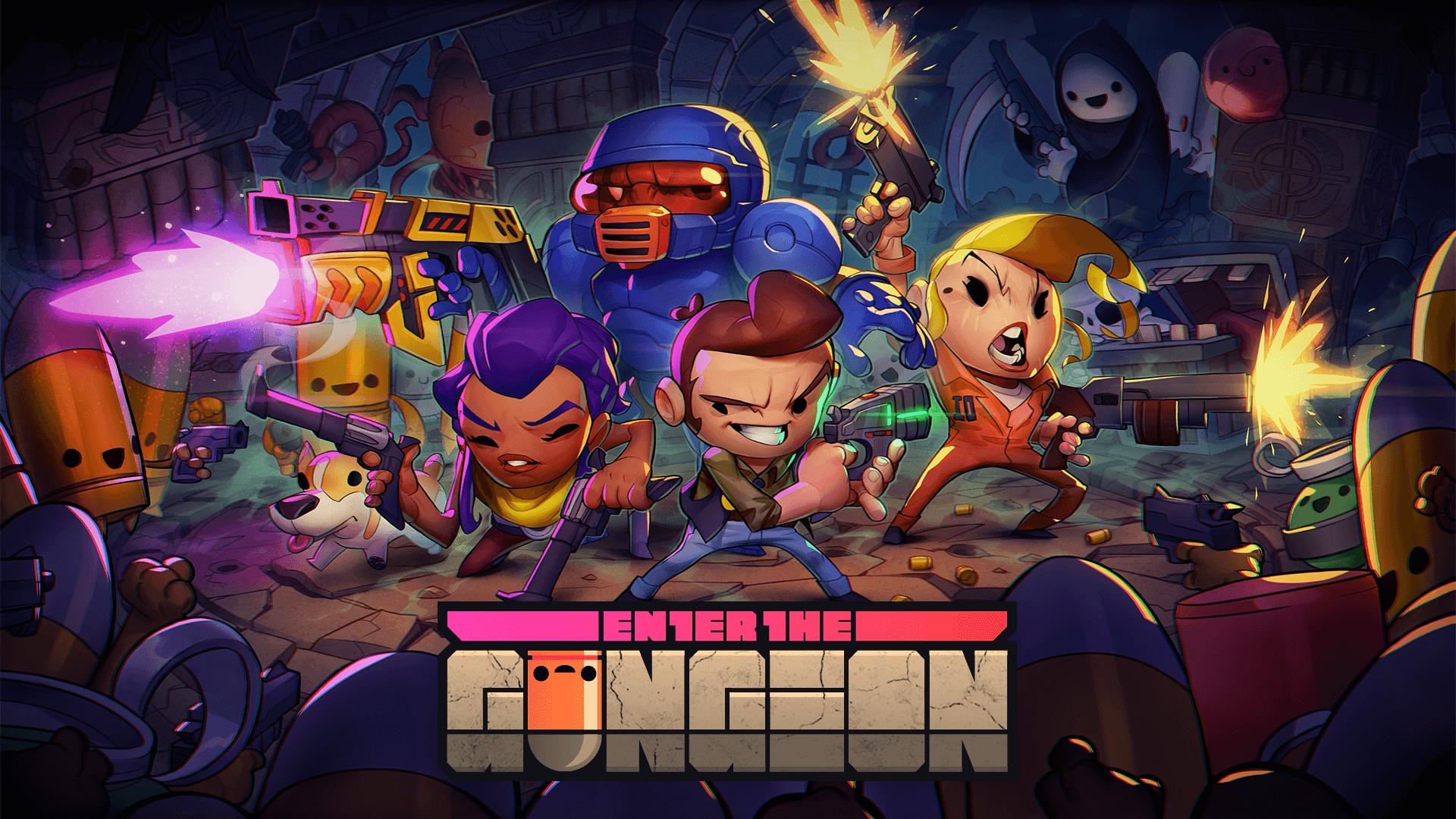 El Indie-Tip: Enter The Gungeon