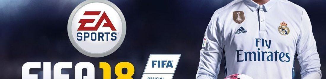 FIFA18 ya se encuentra disponible y lo celebra con nuevo video