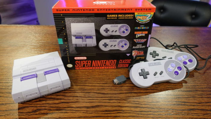 SNES Classic Edition, disponible desde hoy en Chile