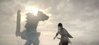 Mira el nuevo tráiler de Shadow of the Colossus para PS4